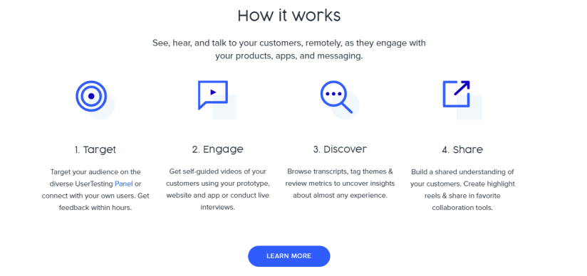 hire a virtual personal assistant user testing