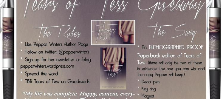 Tess Giveaway