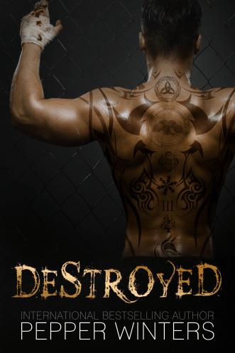 Destroyed E-Book Cover (2)