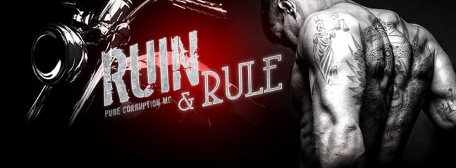 Ruin & Rule Red Facebook Cover Art
