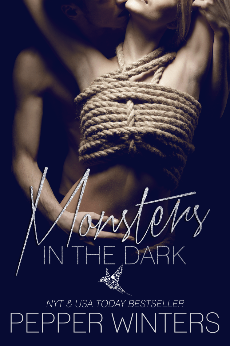 Monsters In The Dark E-Book Cover