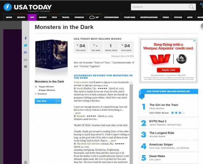 usa monsters in the dark