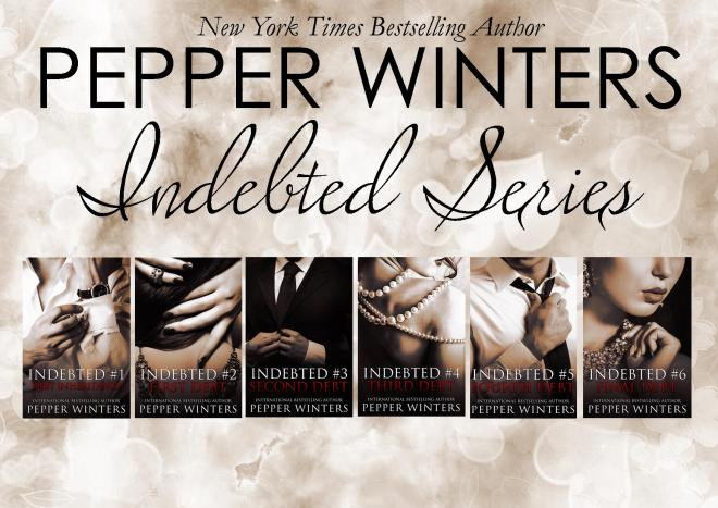 Indebted Series Banner Poster