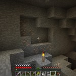 Minecraft 1.3.1 – Weird Iron-Ore Spawn