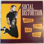 Social Distortion – Somewhere Between Heaven and Hell Vinyl LP