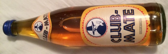 Bottle of Club-Mate