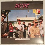 AC/DC – Dirty Deeds Done Dirt Cheap Vinyl LP