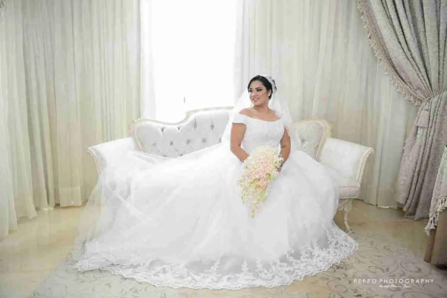 Fotos de boda en el Hotel Intercontinental Panamá