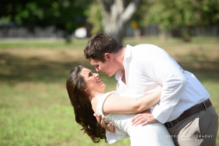 Engagement Session at Gamboa Panama