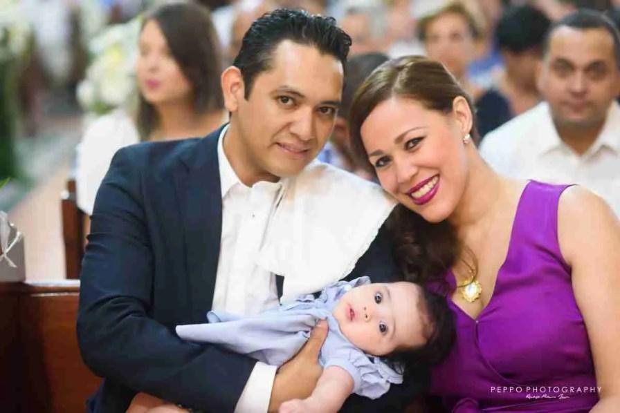 Fotografia de bautizos en Panamá