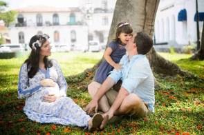 Un Beso a Papa- Maternidad-Peppo photograph