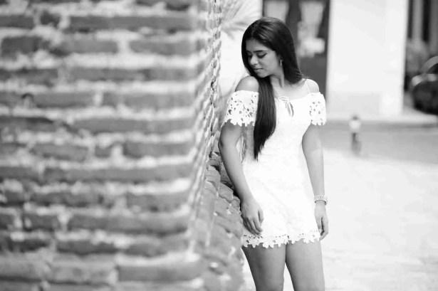 En Las Ruinas- Blanco y Negro -Peppo Photography