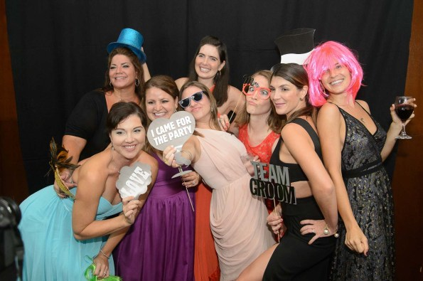 Invitadas en el Photobooth-Peppo Photography