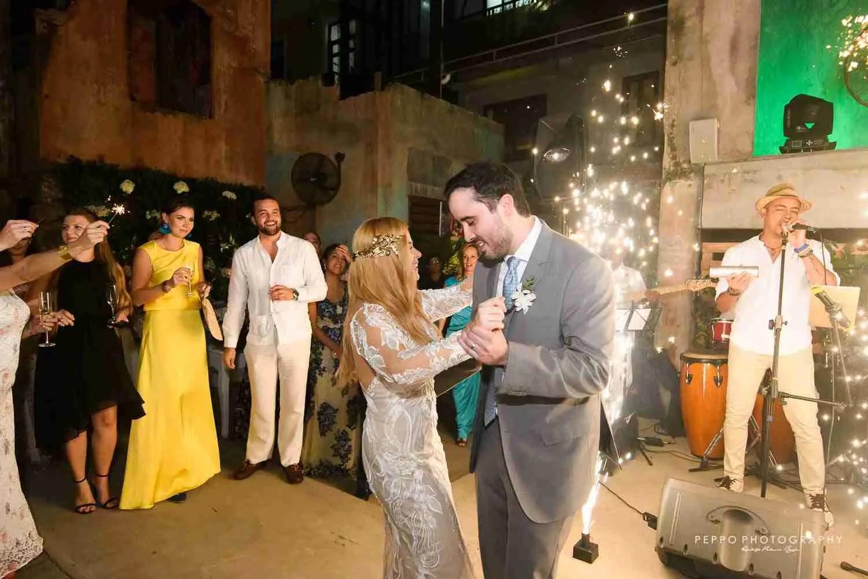 Primer Baile Johanna + Jorge