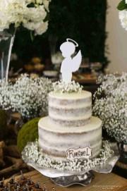 Naked Cake con Angelito para Rafael