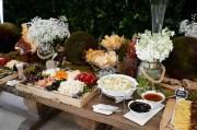 Boquitas dulces y saladas del Bautizo de Rafael