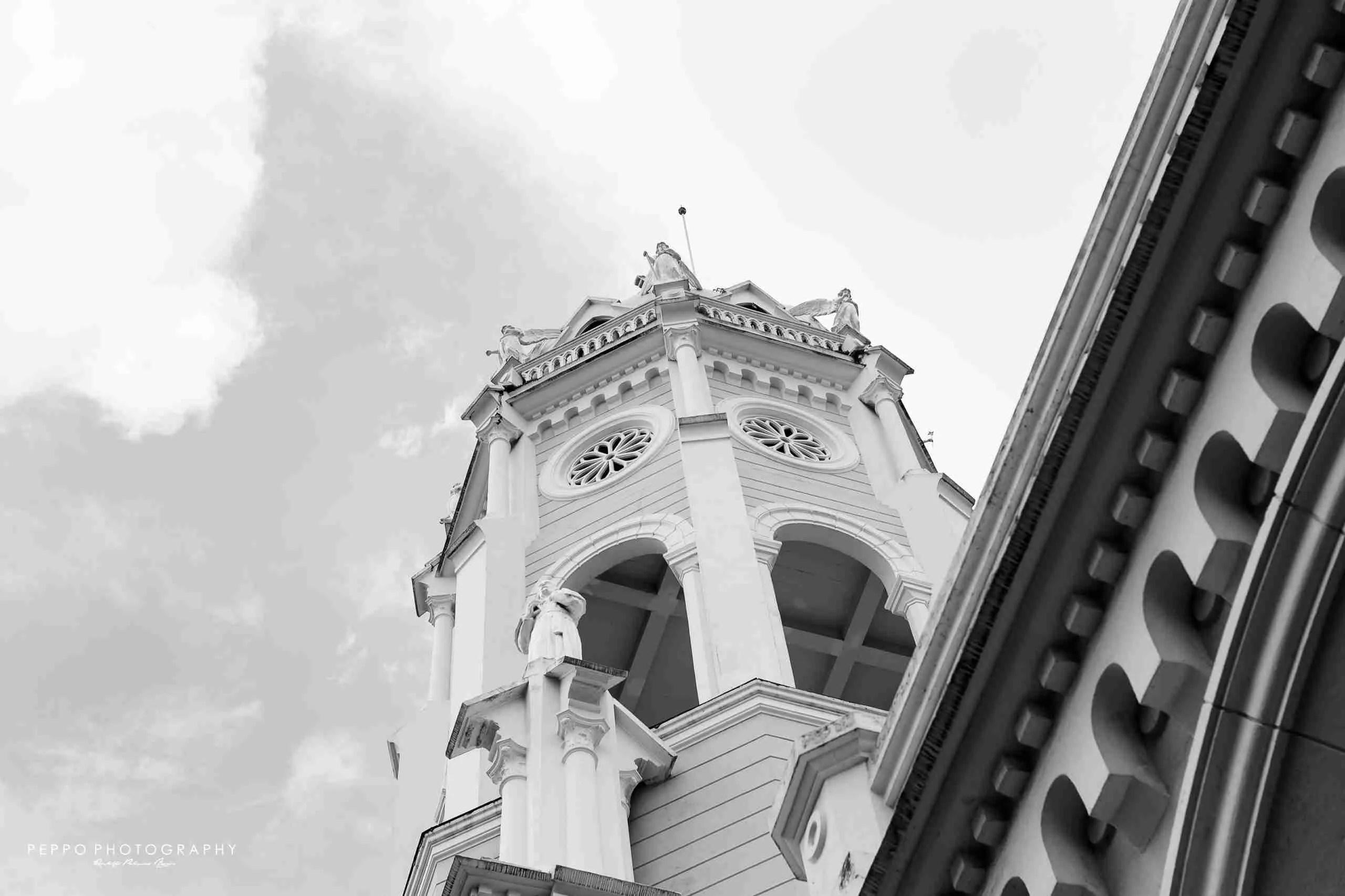 Campanario de la Iglesia de San Francisco de Asís
