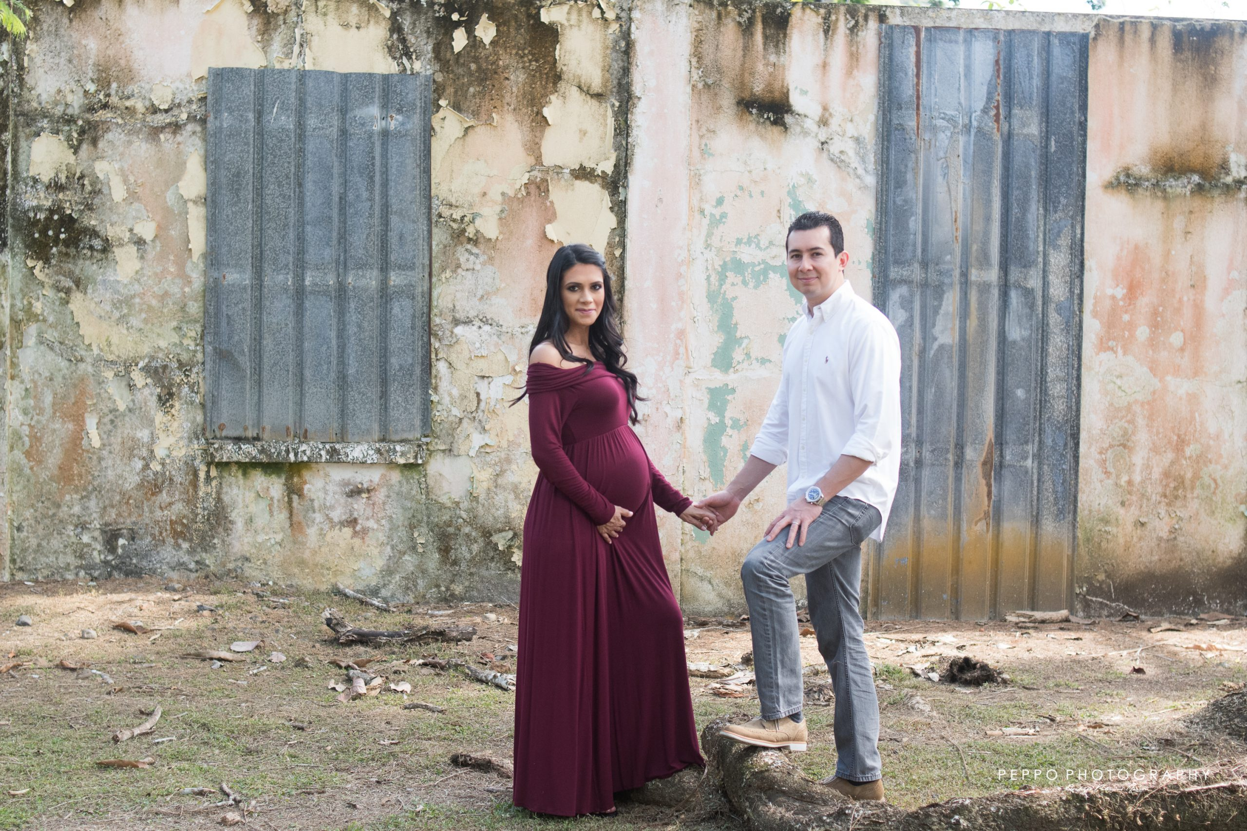 Maternity Sessions at Gamboa-Panamá