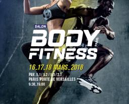 Compte-rendu du Salon Mondial du Body Fitness 2018