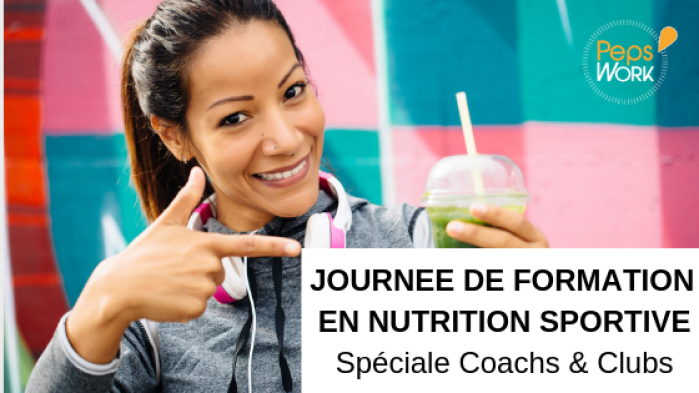 formation nutrition sportive