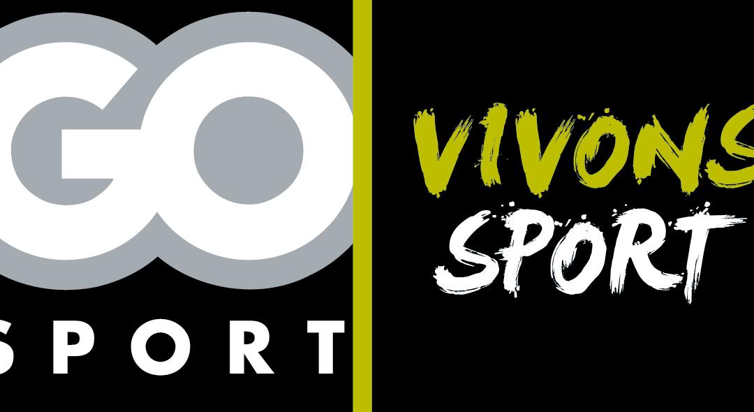GO Sport récompense jusqu'à 50€ ses sportifs
