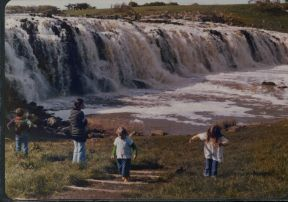 Hopkins falls in the late 1970s