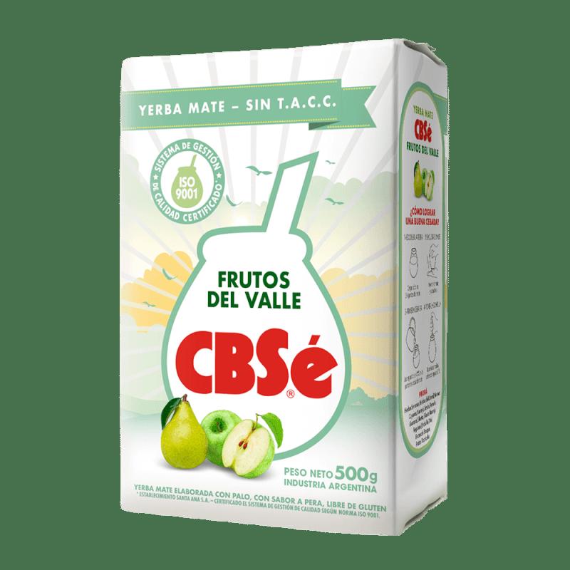 CBSé Frutos del Valle Yerba Mate 500 g