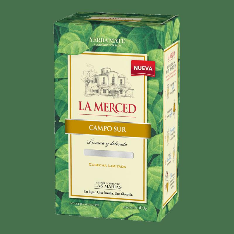 La Merced Campo Sur Yerba Mate 500 g