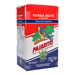 Pajarito Seleccion Especial Yerba Mate 1 kg