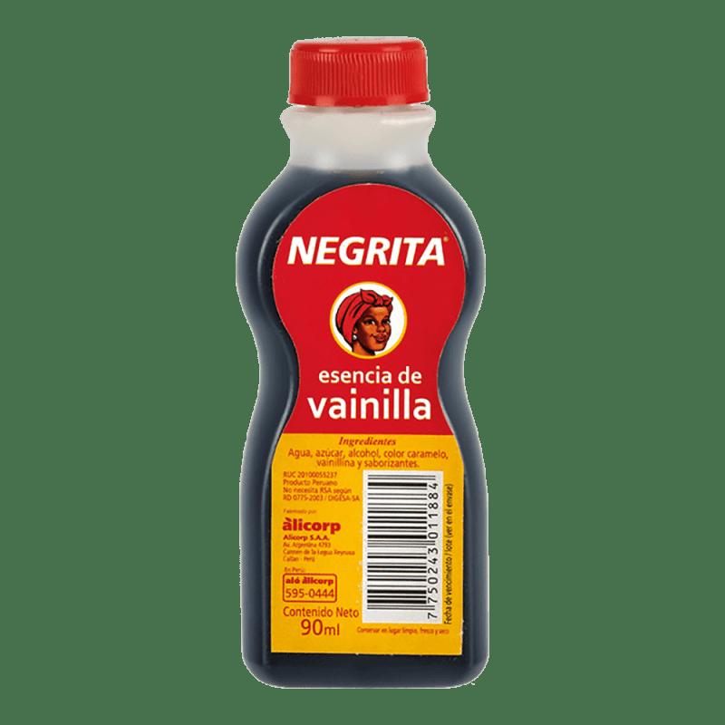 Esencia de Vainilla Negrita 90ml