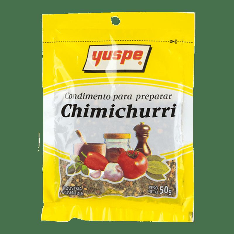 Chimichurri Yuspe 50 g