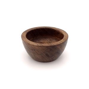 Bowl de madera de Algarrobo