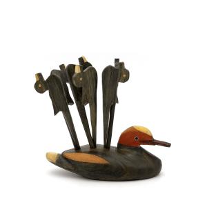 Palillos de Palo Santo para picadas Pato