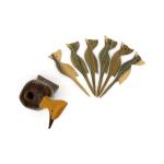 Palillos de Palo Santo para picadas Pájaro Carpintero Detalle