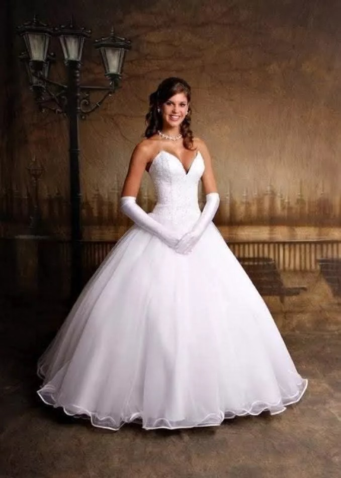 vestidos de noiva 2020 tomara que caia