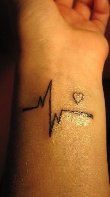 Tatuagens Femininas Delicadas No Pulso