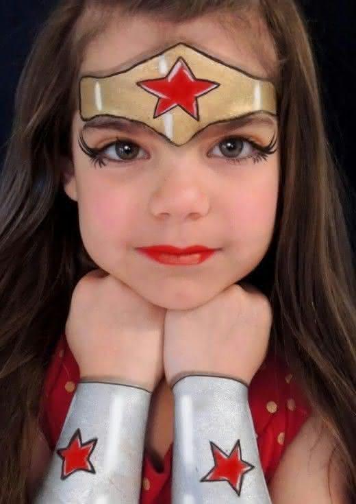 Maquiagem para Carnaval 2022 para Criança