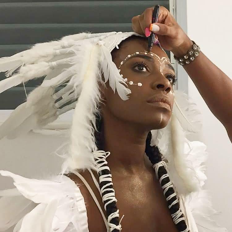 Fotos de Maquiagem para Carnaval 2022