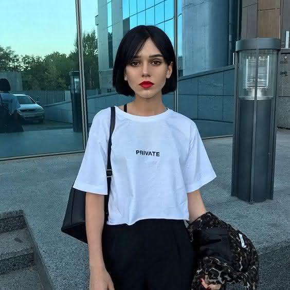 Modelos de Cortes de Cabelo Chanel 2021
