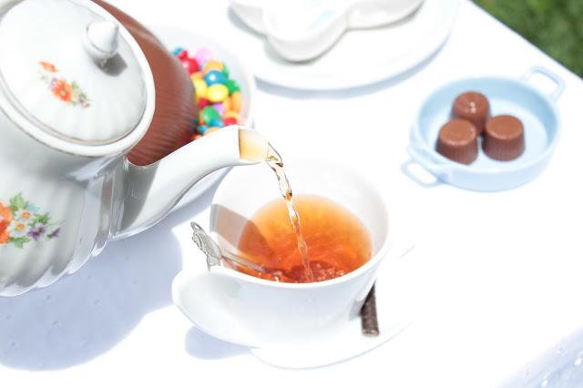 Chá Para um Certo Coelho.