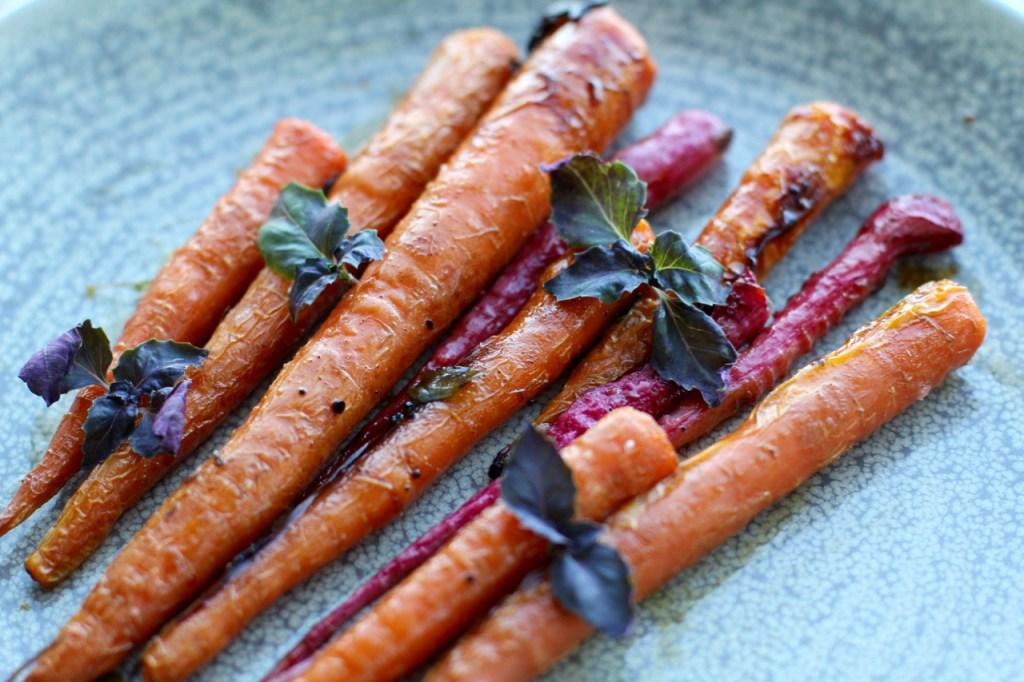 Receita cenoura simples