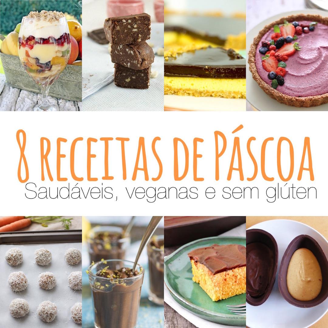8 Sobremesas saudáveis e saborosas para arrasar na Páscoa