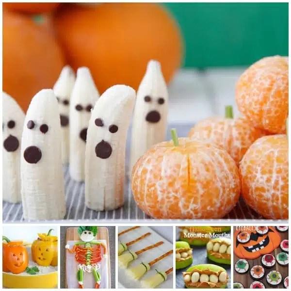 6 Recetas De Halloween Fáciles Y Divertidas Pequerecetas