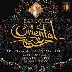 Cover:Baroque Oriental