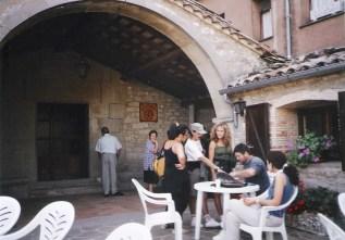 Caminada els Munts 2001-2