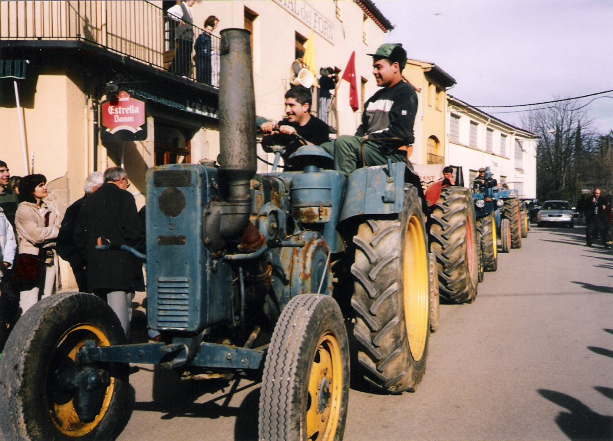 candelera 2004