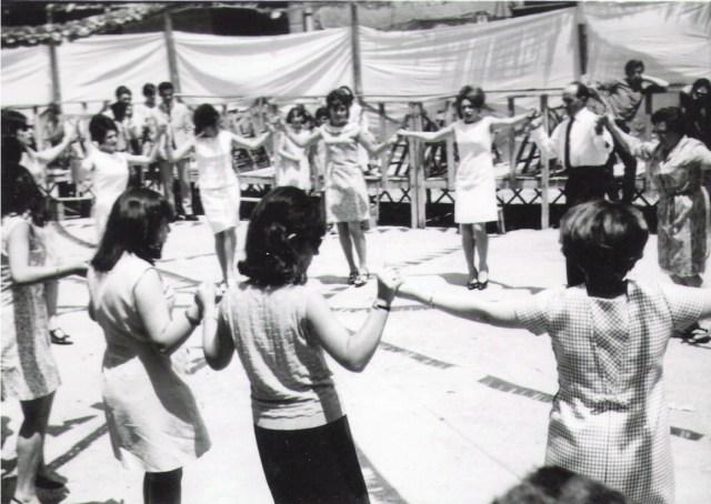 Festa-Major1967,sardanes