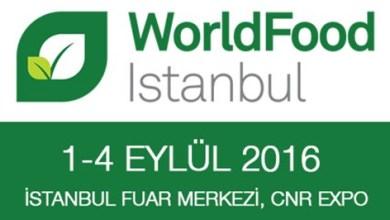 Photo of WorldFood İstanbul Fuarı