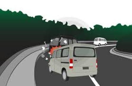 Kecelakaan Lalulintas Kembali Terjadi Dijalur Pantura Subang