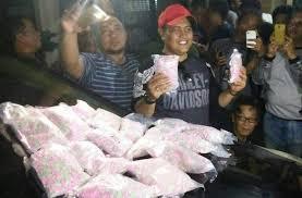 Polda Bali dan Direktorat Narkoba Mabes Polri Berhasil Ringkus Sindikat Narkoba Terbesar di Bali